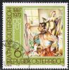 Austria SG2118 1987 Painters 6s good/fine used